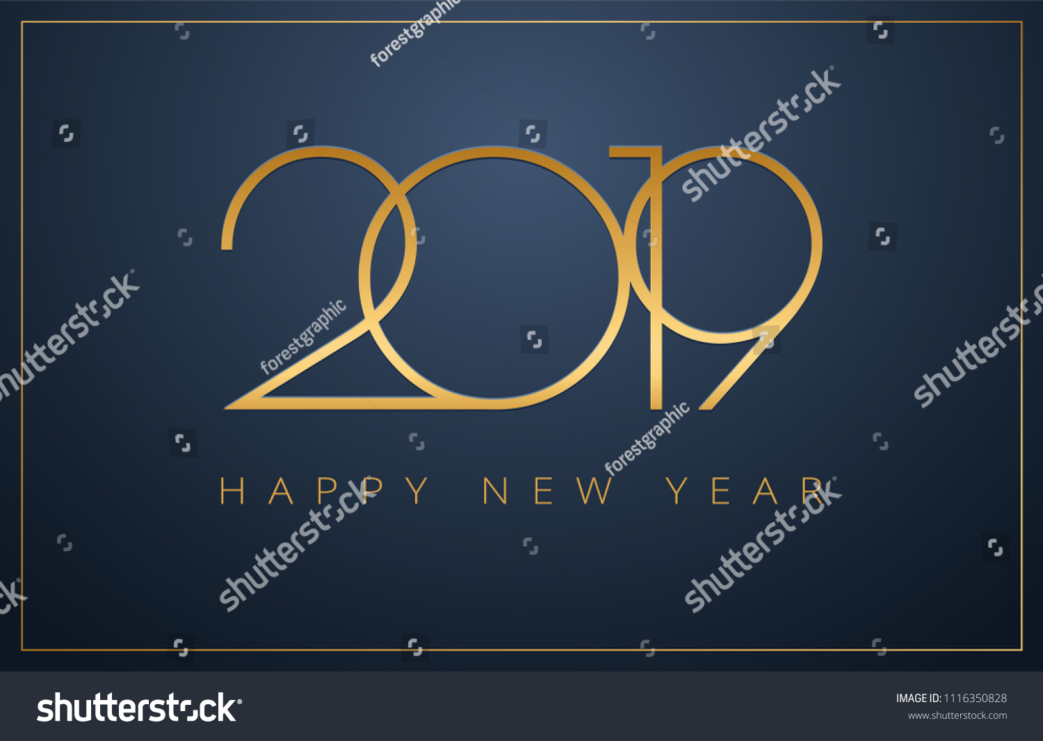 Classy 2019 happy new year background stock vector royalty free classy 2019 happy new year background golden design for christmas and new year 2019 greeting m4hsunfo