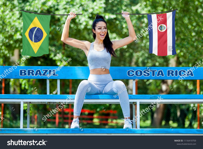 Costa girls sexy rica Hottest Costa