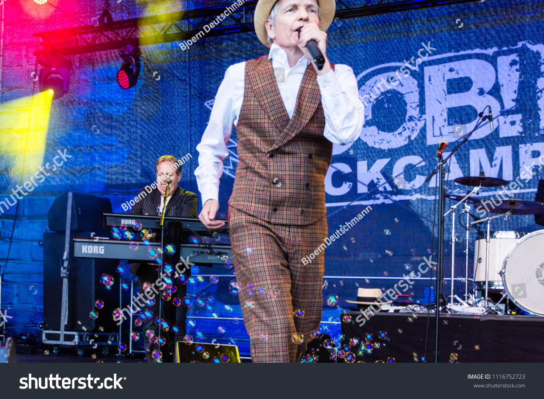 Kiel Germany June 19 2018 Hannes Stock Photo Edit Now 1116752723