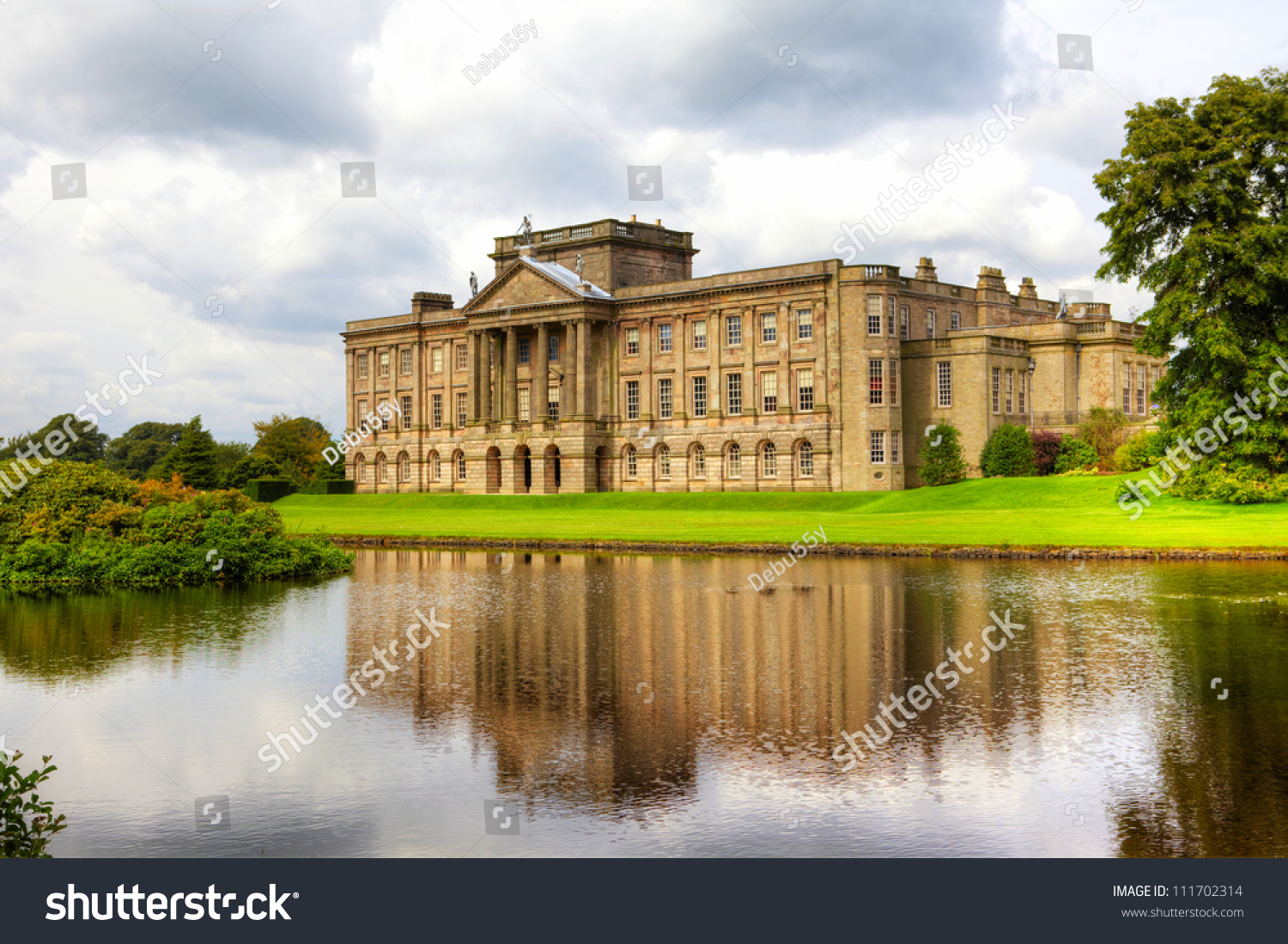 Image gallery lyme hall for Chesire house
