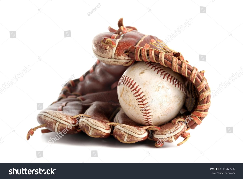 Baseball glove #111768596