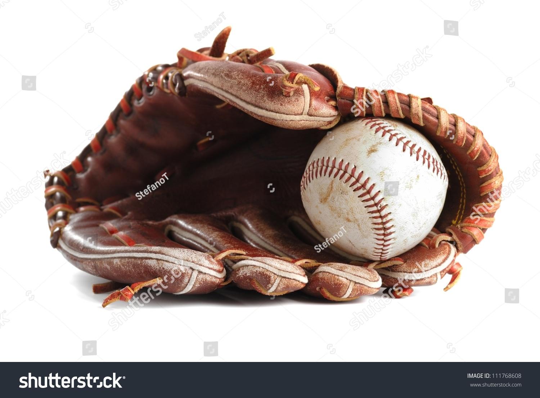 Baseball glove #111768608