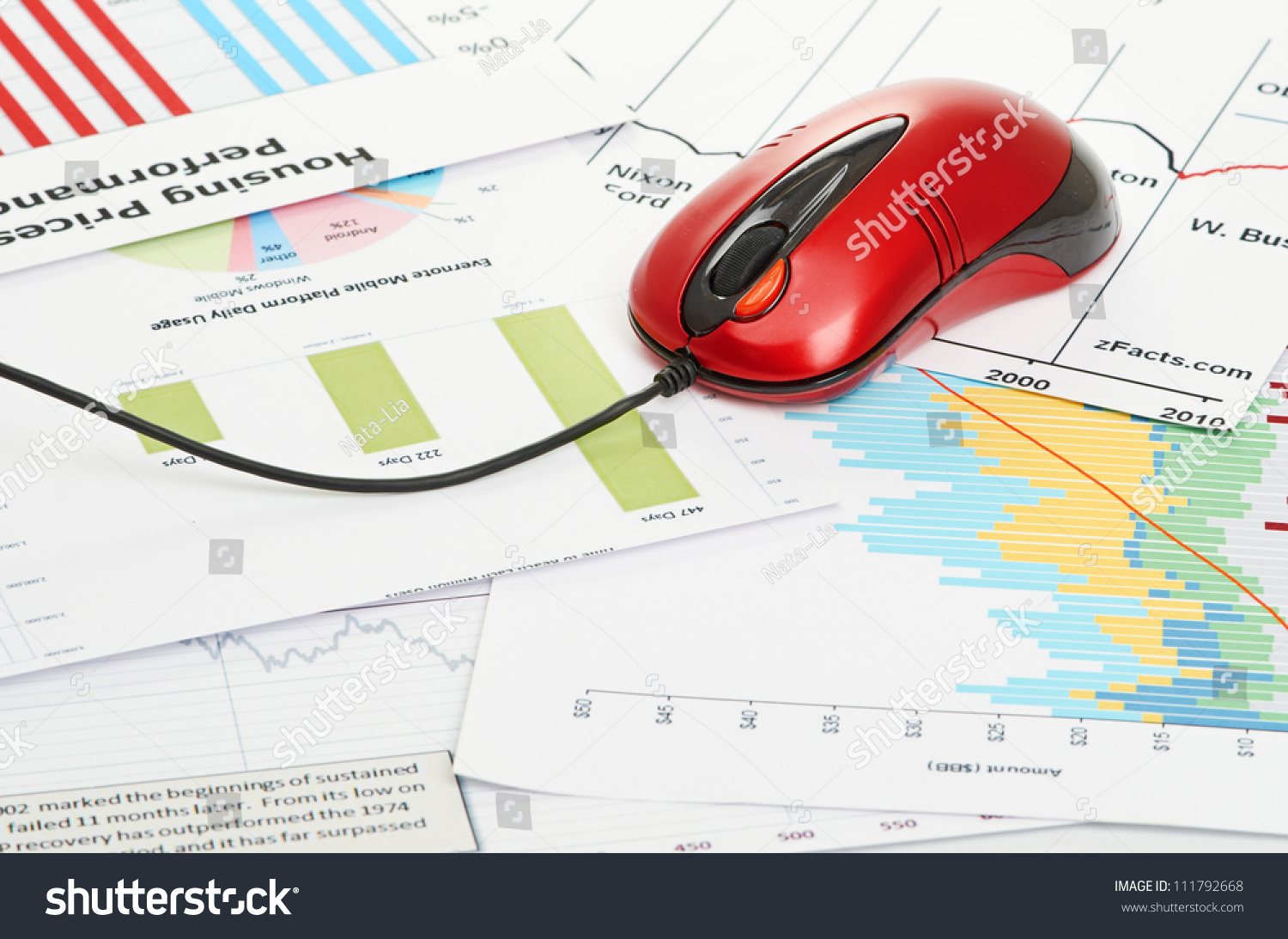 Financial Graph Computer Mouse Can Use Stock Photo Edit Now Diagram Part In This With As Backgrond