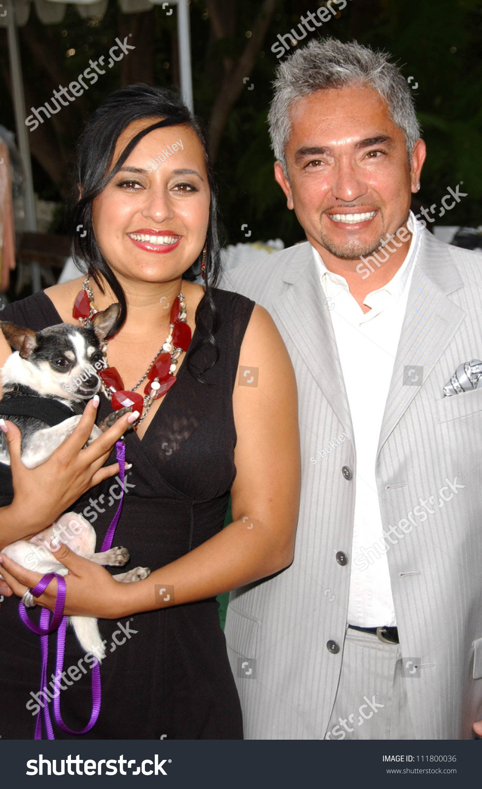 Is married to who cesar millan Cesar Millan