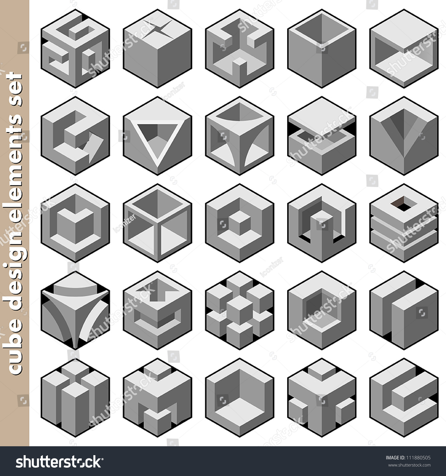 Cute 1 Year Calendar Template Thin 10 Envelope Window Template Solid 16 Oz Tumbler Template 16 Team Bracket Template Youthful 16 Year Old Resumes Black1811 Criminal Investigator Resume 3d Cube Logo Design Pack Stock Vector 111880505   Shutterstock