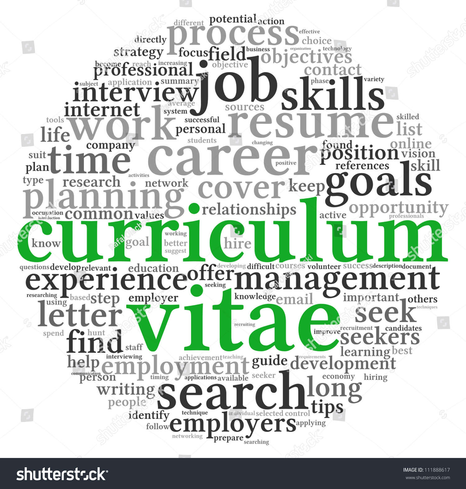 curriculum vitae cv concept word tag stock illustration 111888617 curriculum vitae cv concept in word tag cloud on white background