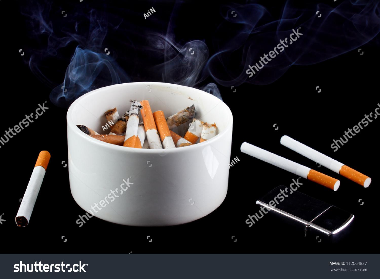 Smoking butts