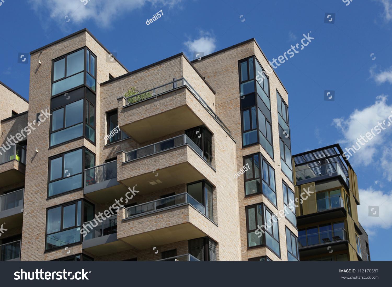 modern apartment house stock photo 112170587 shutterstock