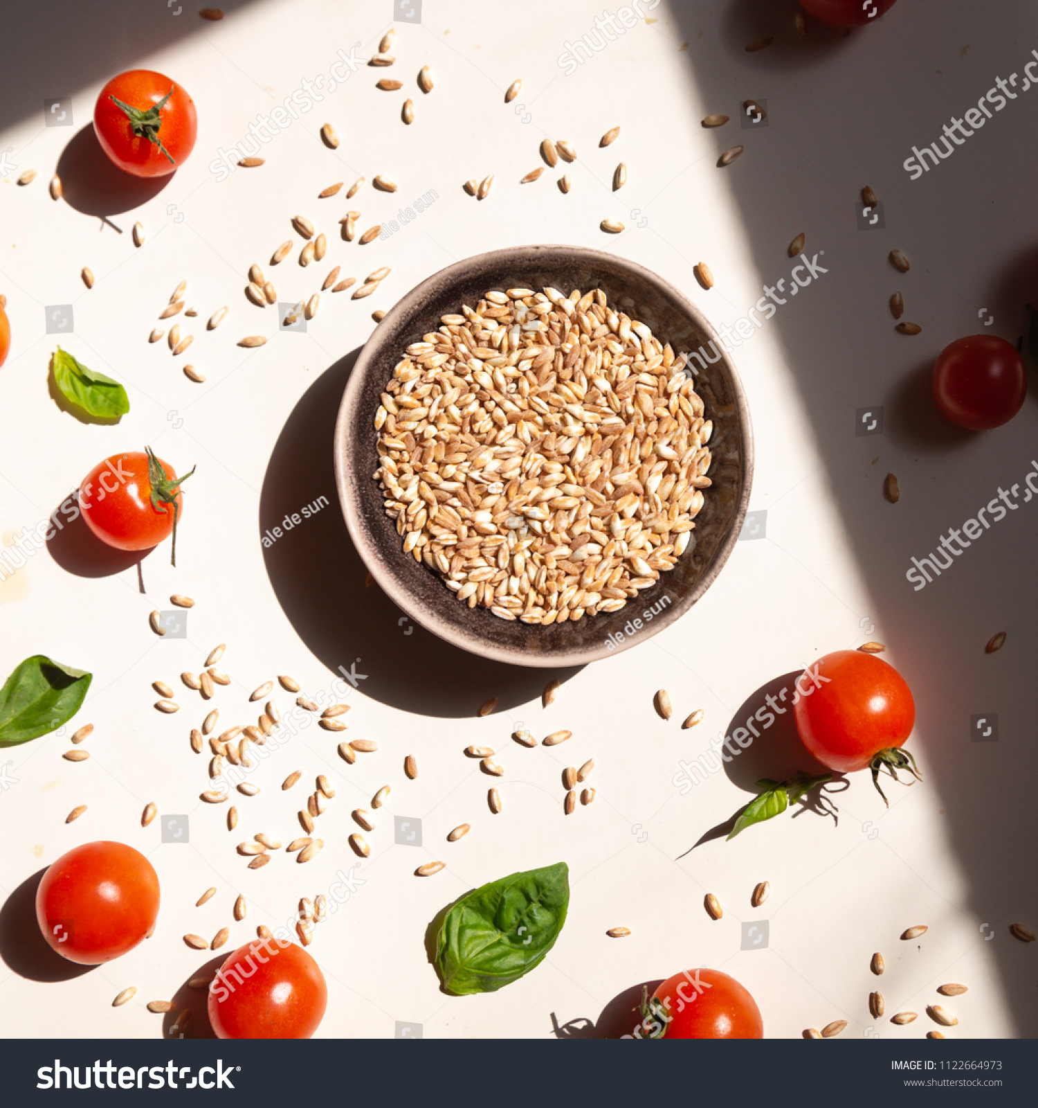 what is considered a cereal in mediterranean diet