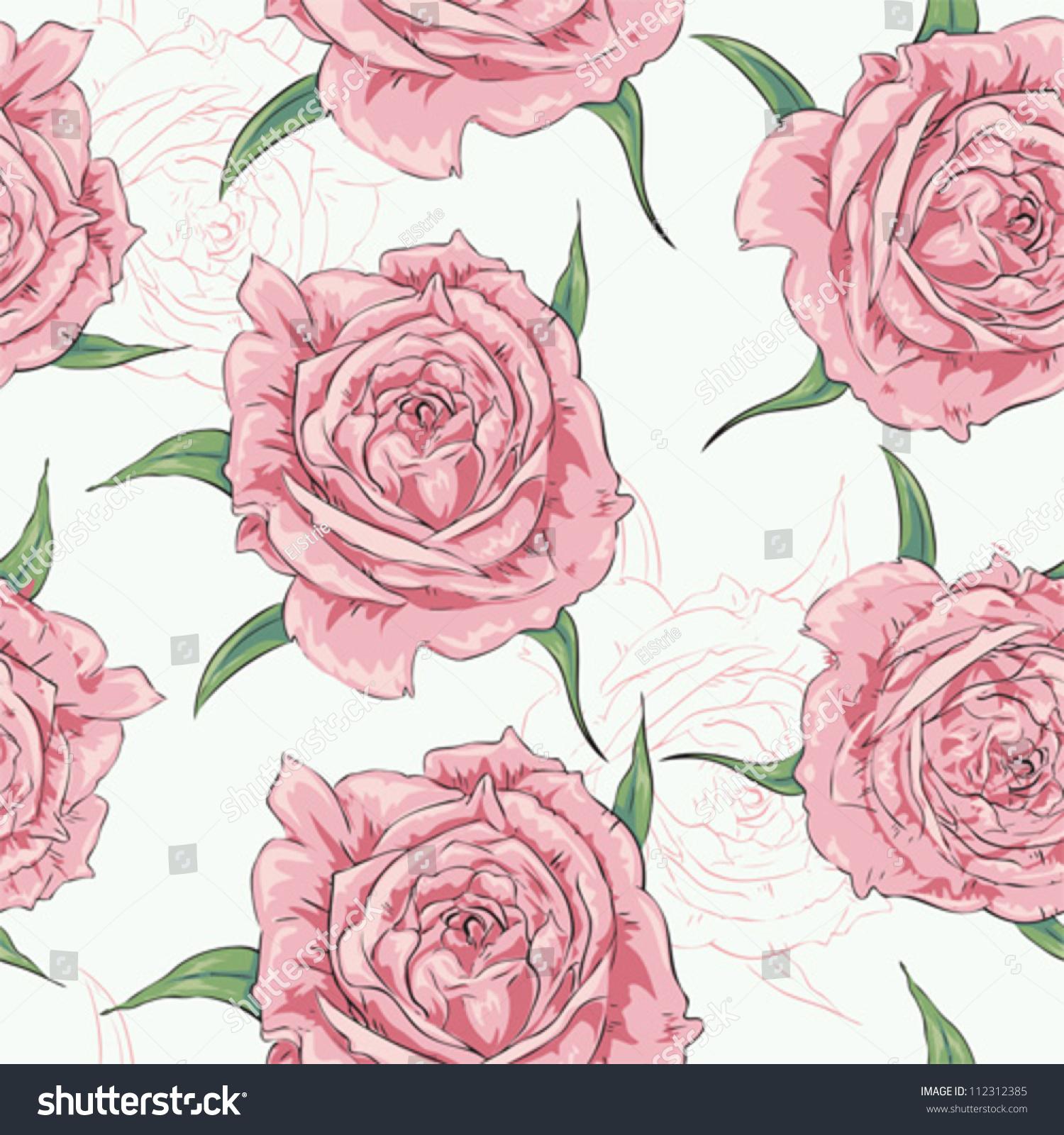 Tack Tender Roses 64