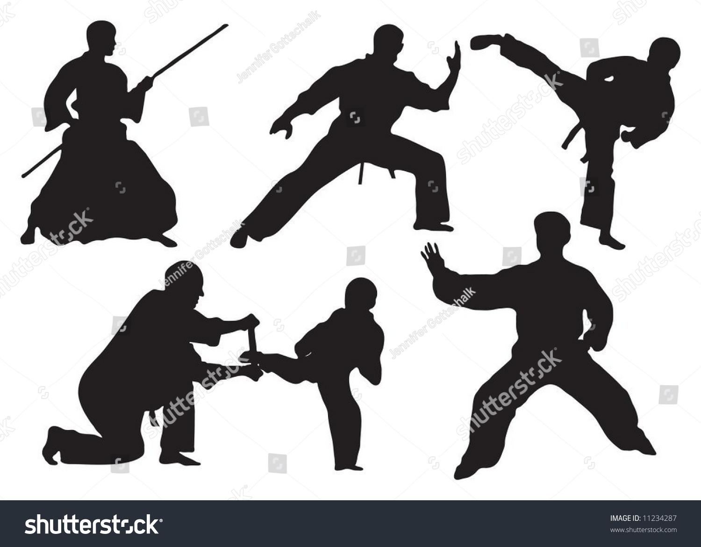 Various - Martial Arts Part 1