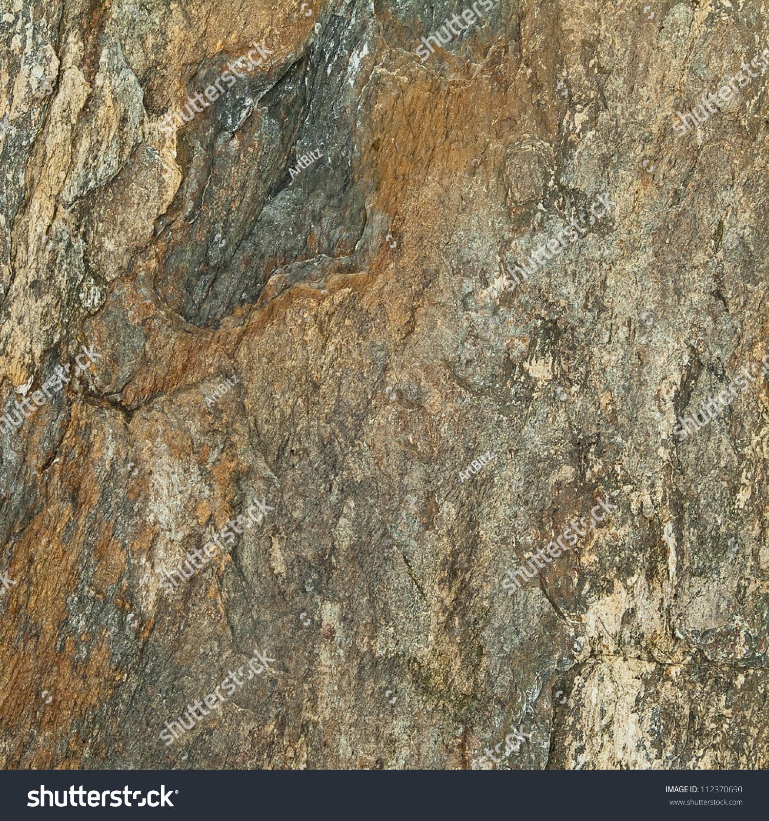 Rough Granite Stone : Rough granite stone rock background texture stock photo