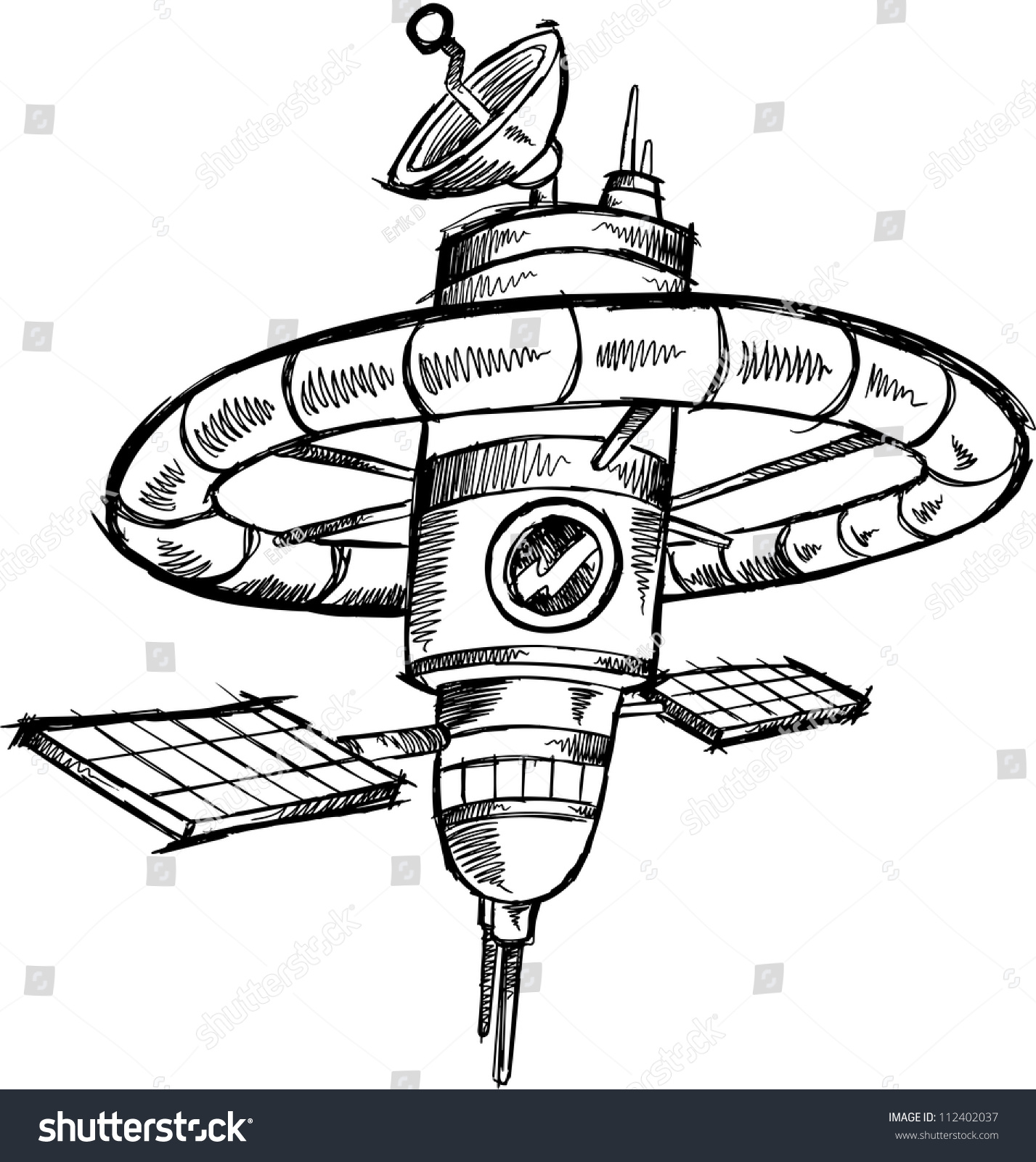 space station clipart - photo #46