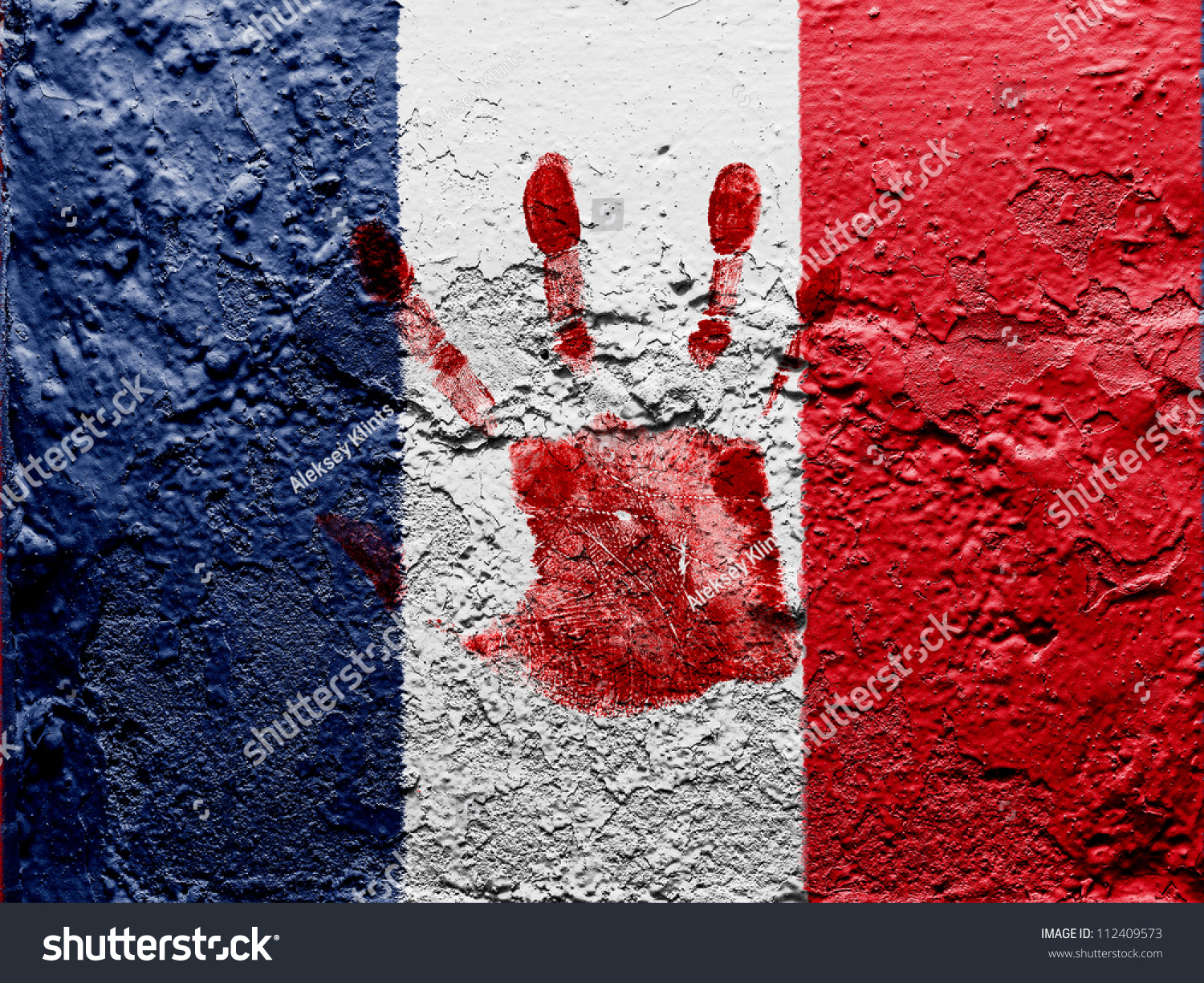 Wall Paint In French