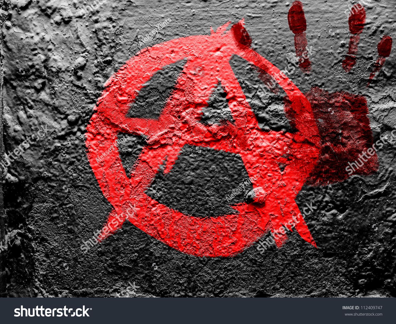 Знак анархии обои на рабочий стол