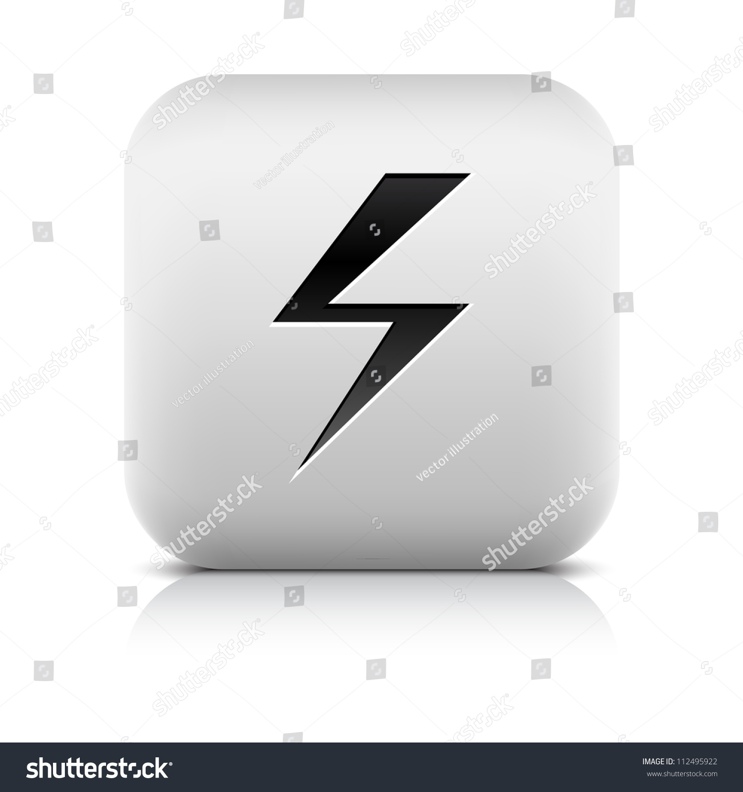 Charming How To Wire Ssr Thin Ibanez Pickup Wiring Round Ibanez Rg Wiring Fender S1 Switch Wiring Diagram Young Coil Tap Wiring YellowStrat Wiring Bridge Tone Stone Web 20 Button High Voltage Stock Vector 112495922   Shutterstock