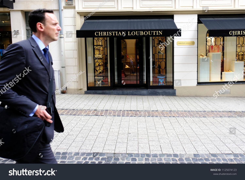 christian louboutin luxembourg