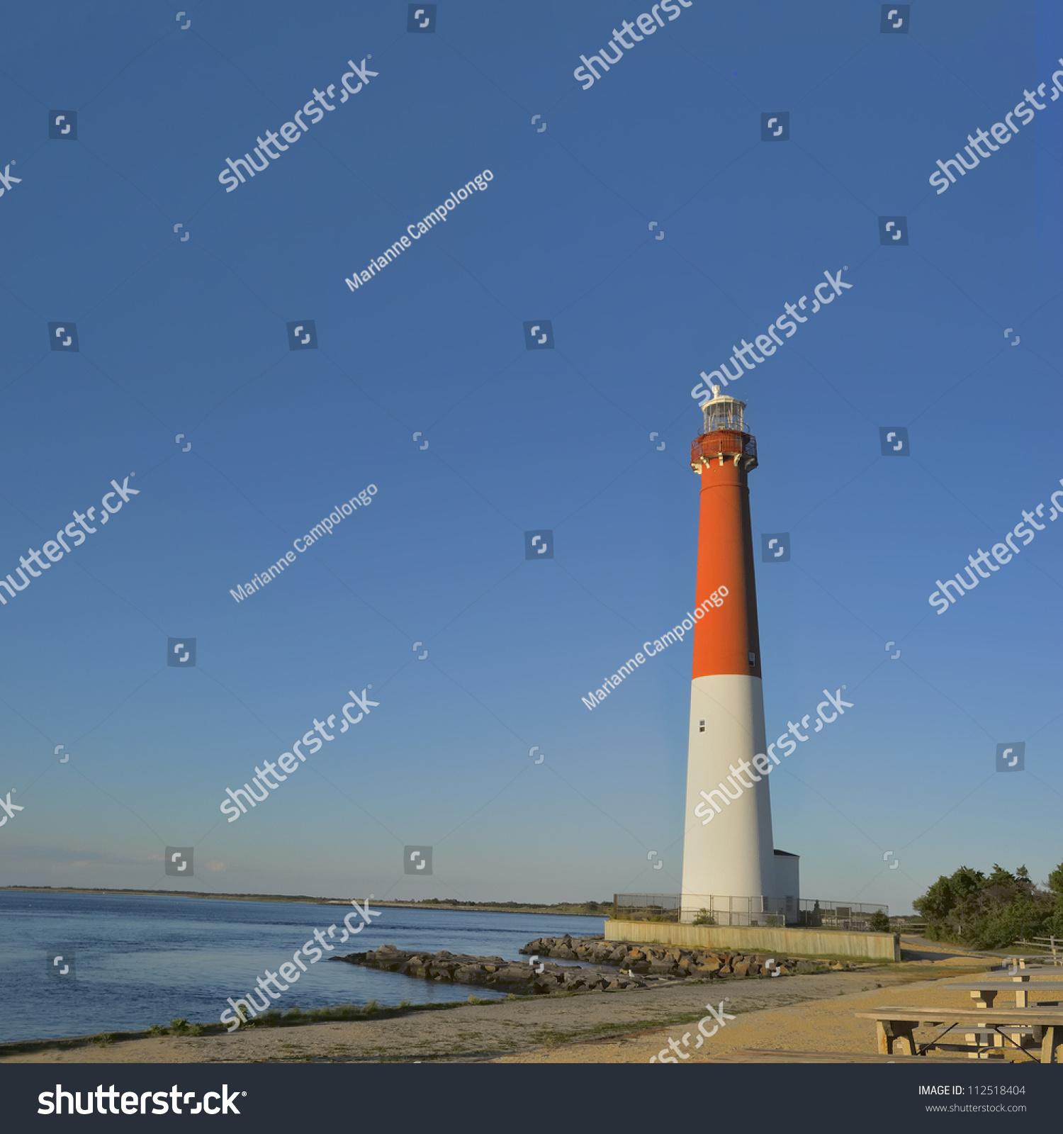 Barnegat Lighthouse Known Old Barney Stock