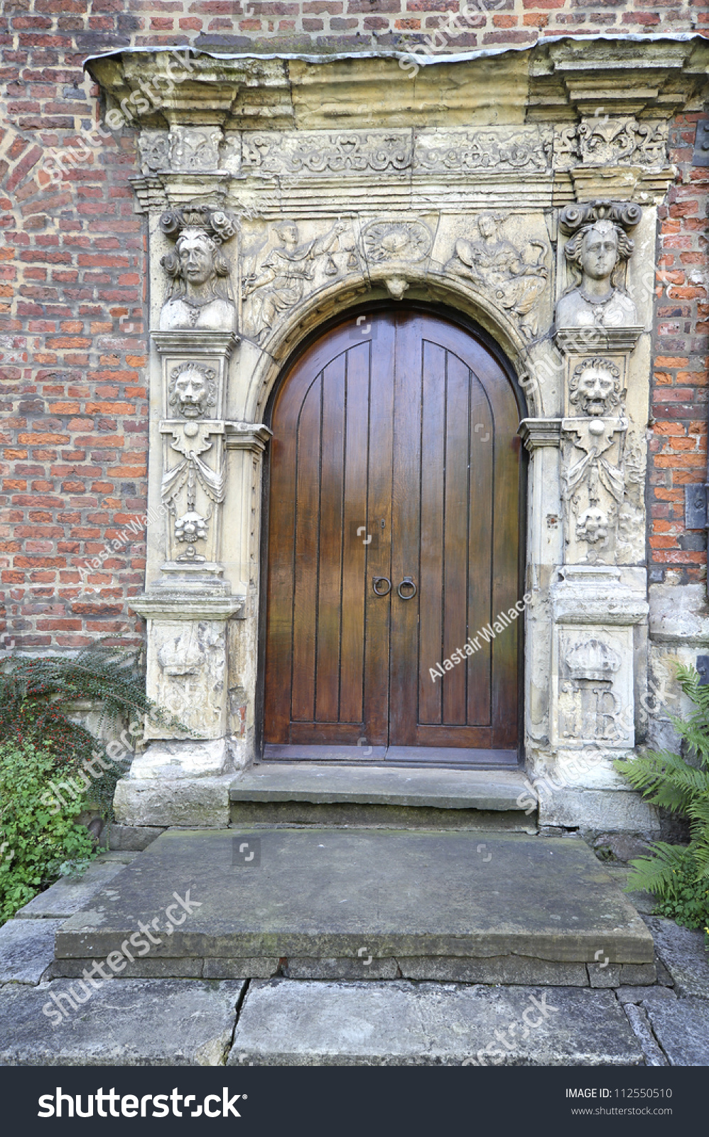 Elizabethan Door King\u0027s Manor York England & Elizabethan Door Kings Manor York England Stock Photo 112550510 ... Pezcame.Com