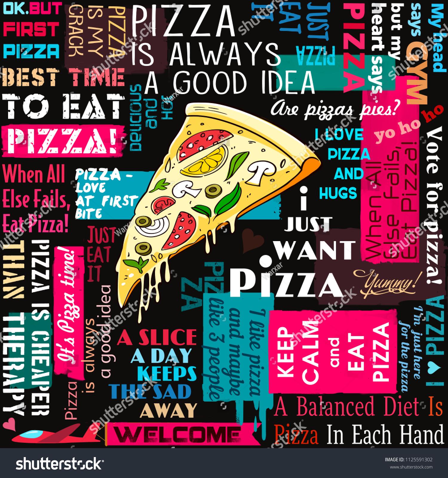 Pizza Xmas Quotes Www Topsimages Com