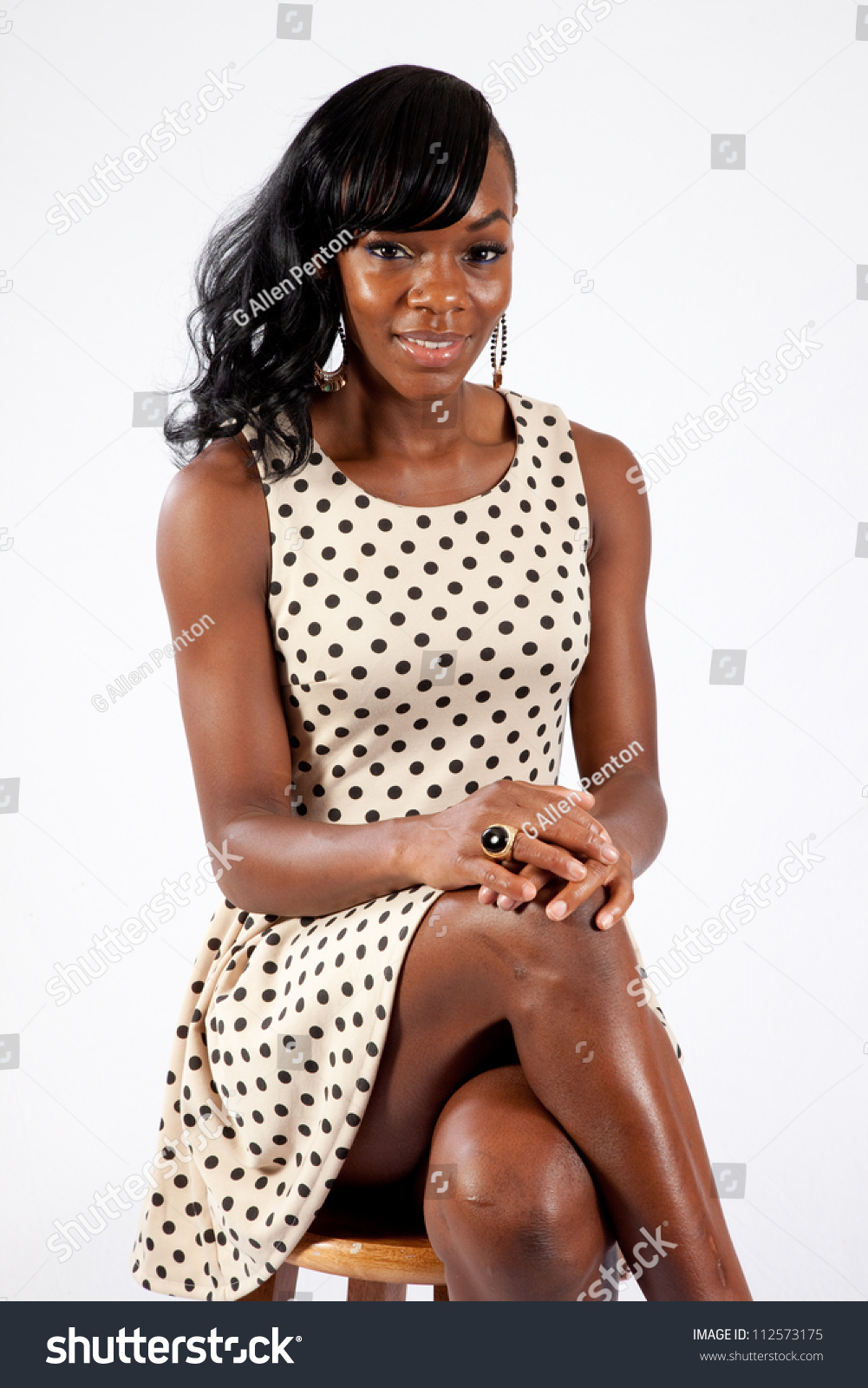 Nice looking black women