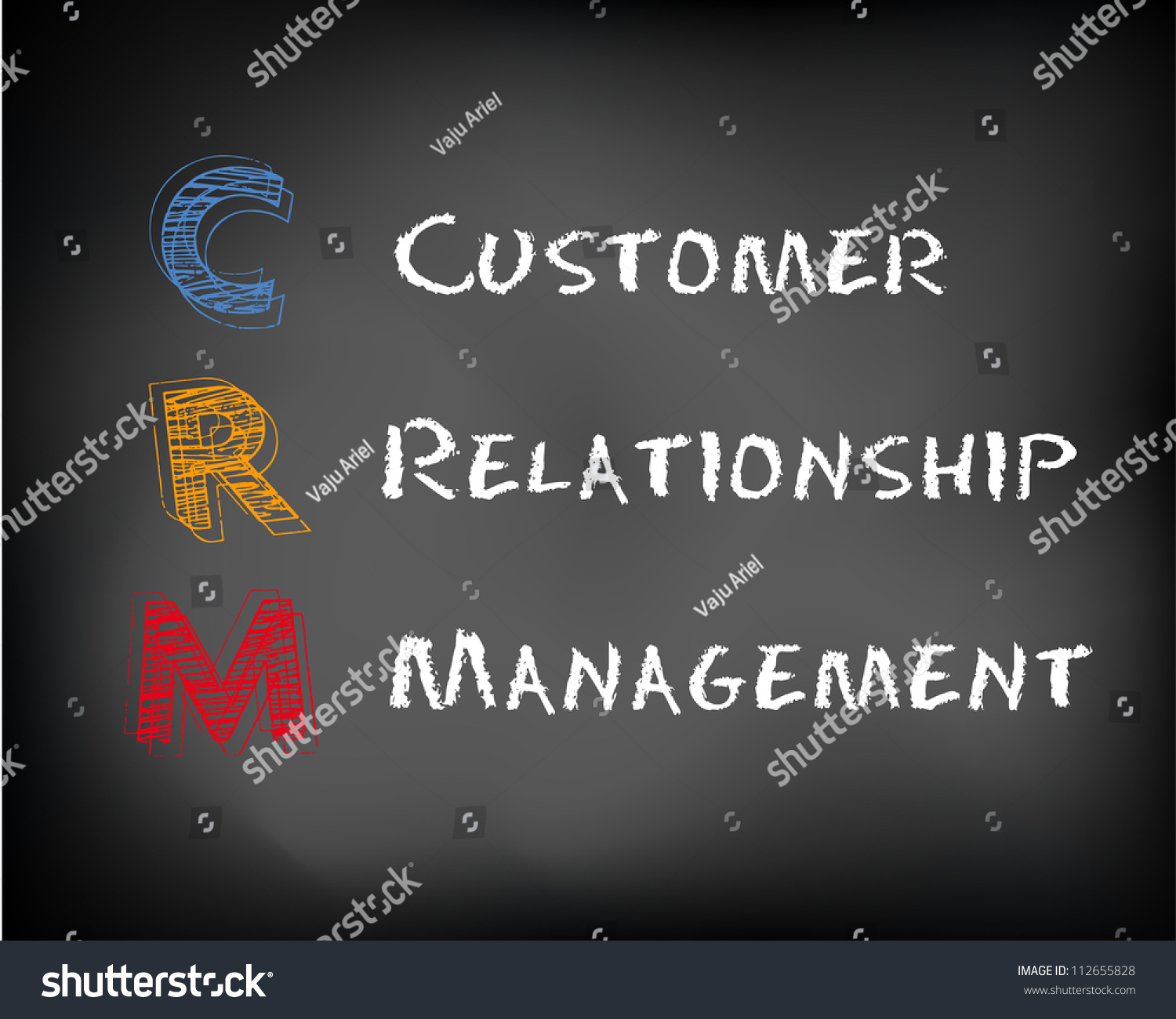 Acronym of relationship