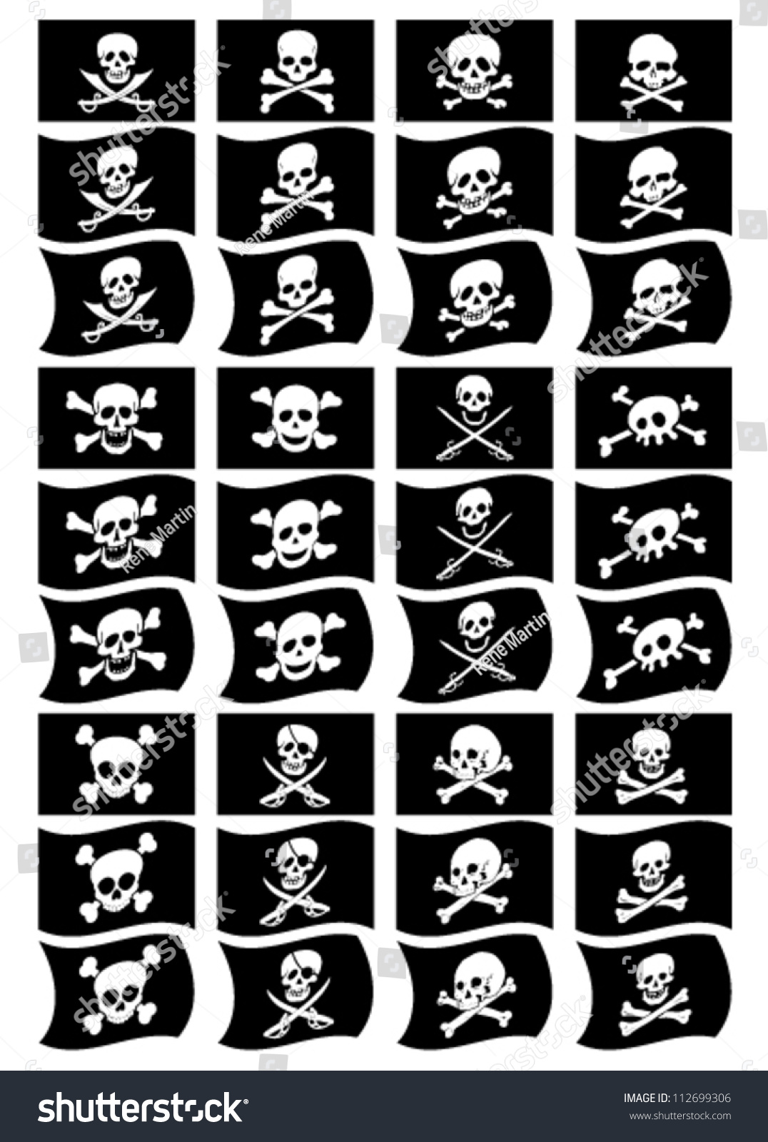 Flag Pirate Masonic Symbols And Their Meaning