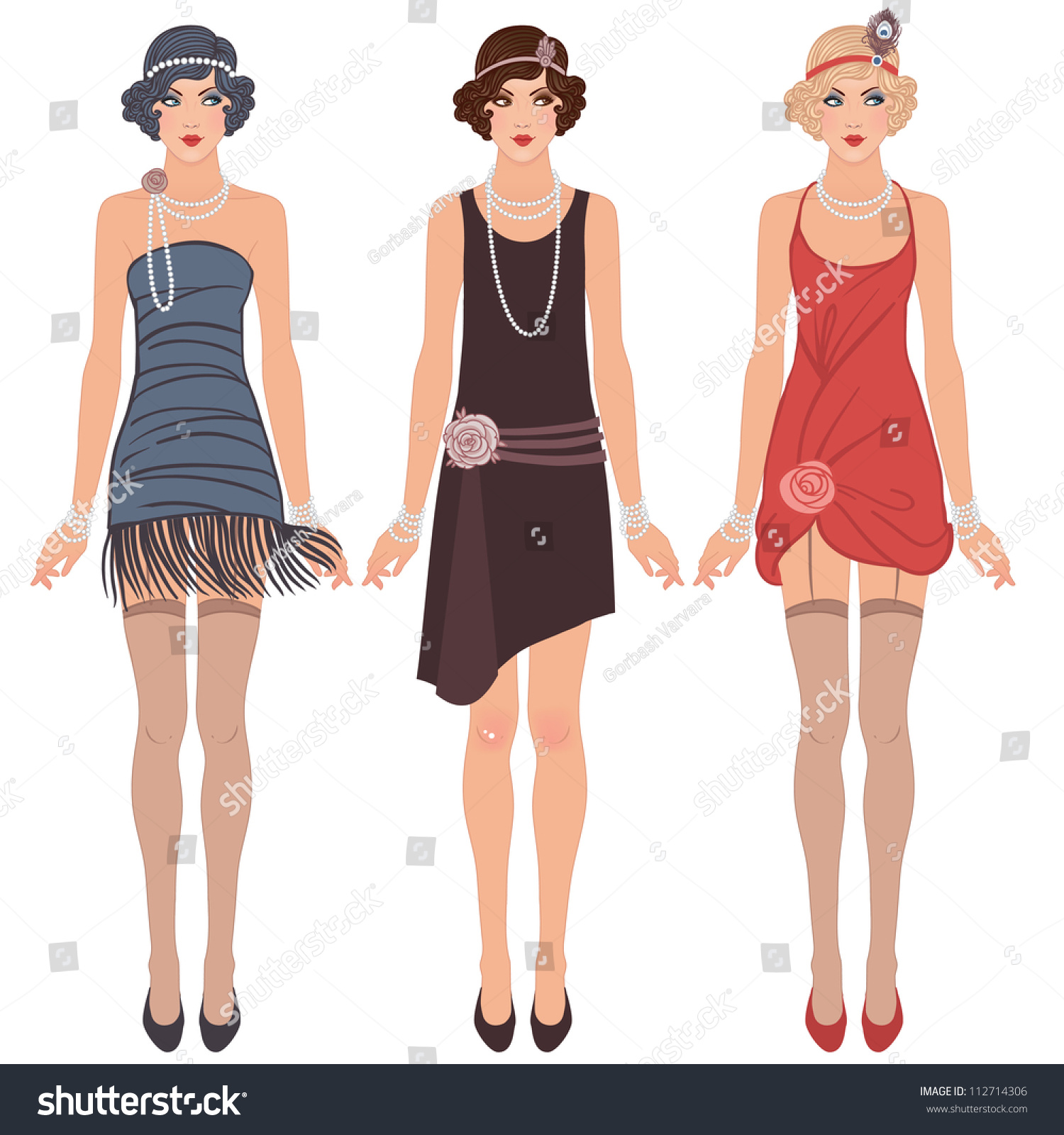 Flapper dress pattern