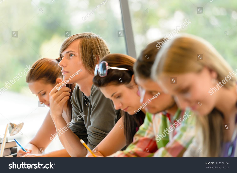 Teen Writing Class 12