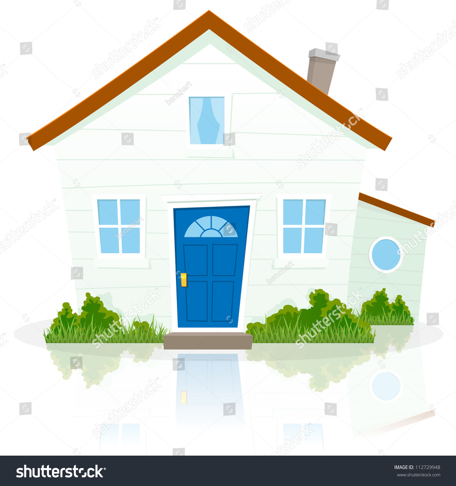 Simple house illustration images galleries with a bite - Images simple home ...