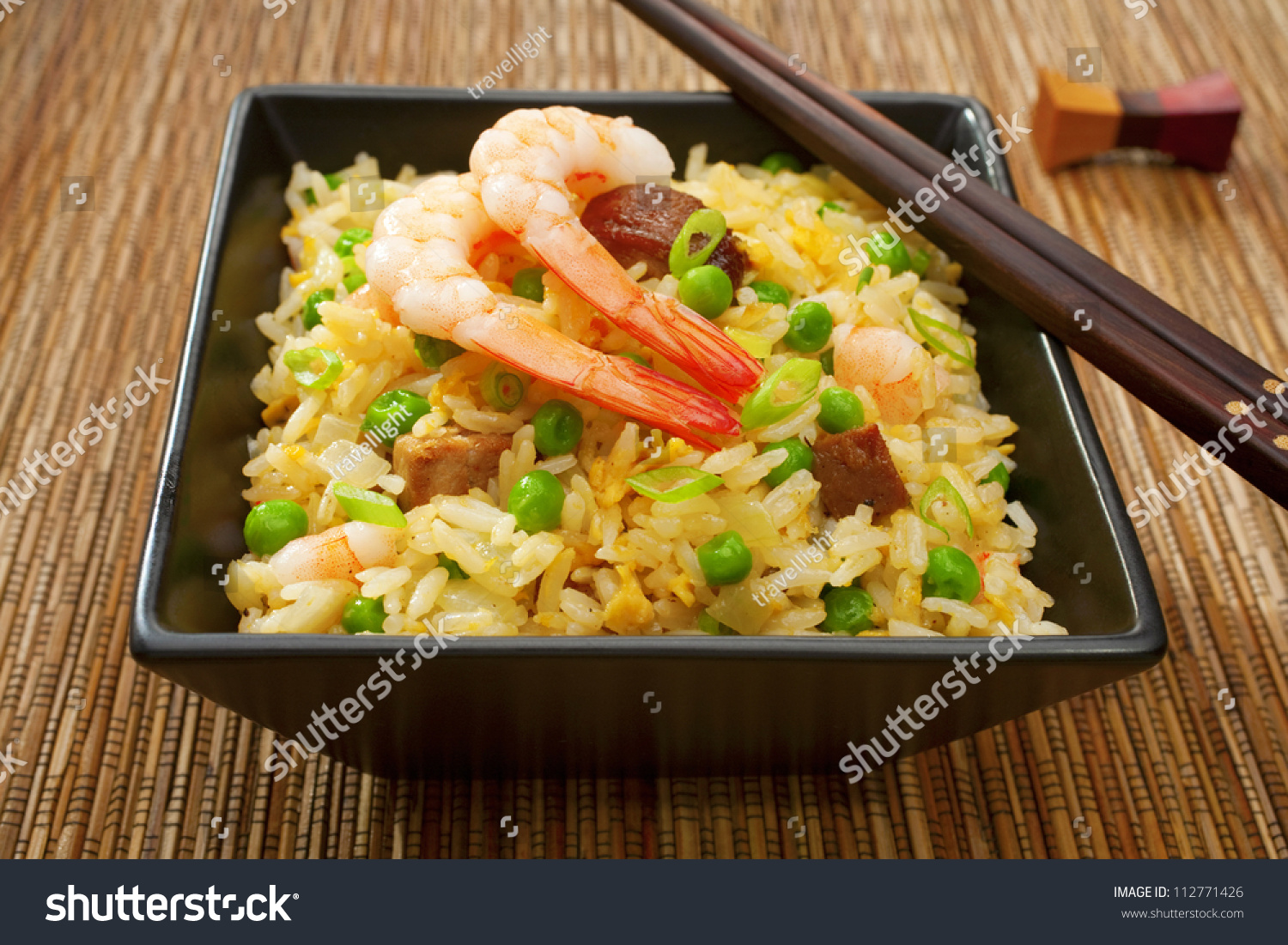 Special Fried Rice, Or Yangchow Fried Rice, Favourite ...