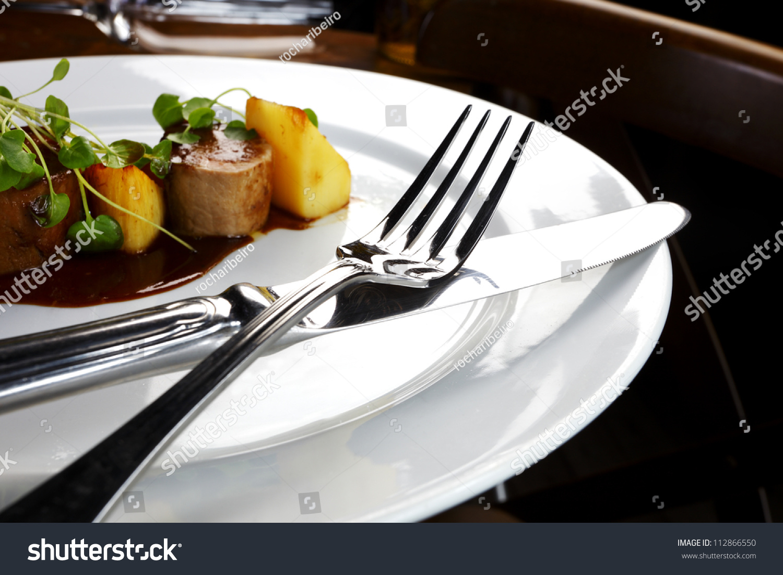 Haute cuisine stock photo 112866550 shutterstock for Haute cuisine