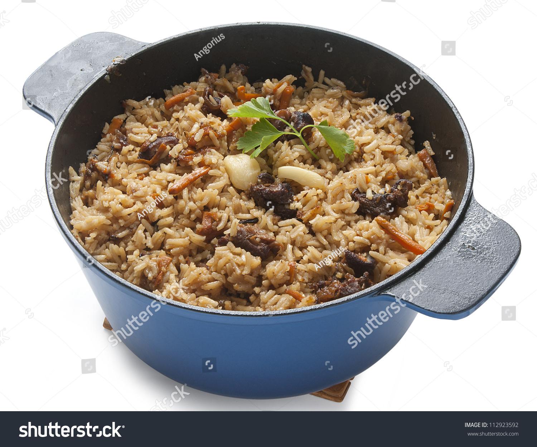 Узбекский плов рецепт с пошагово на сковороде