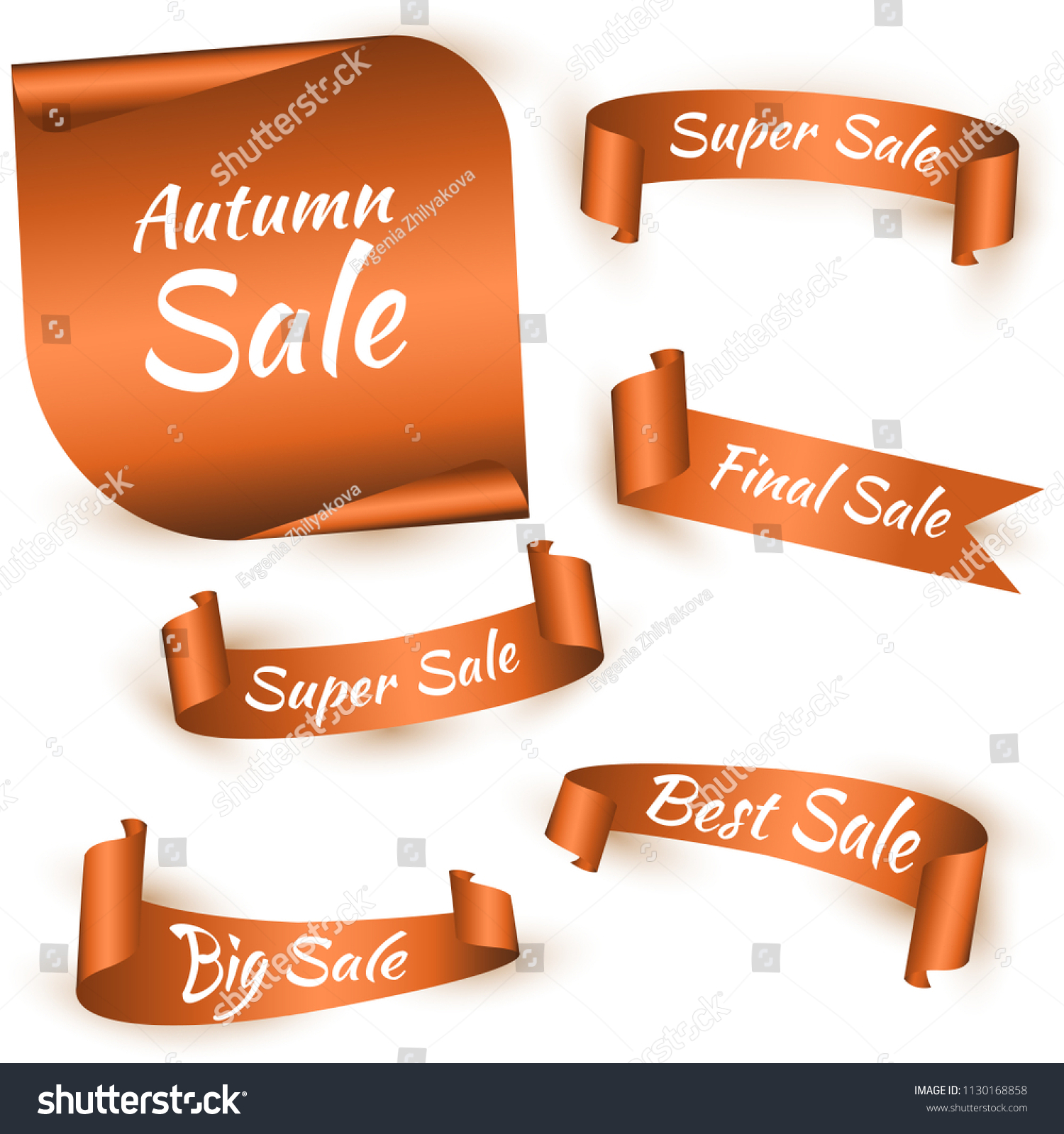 Autumn Ribbon Sets
