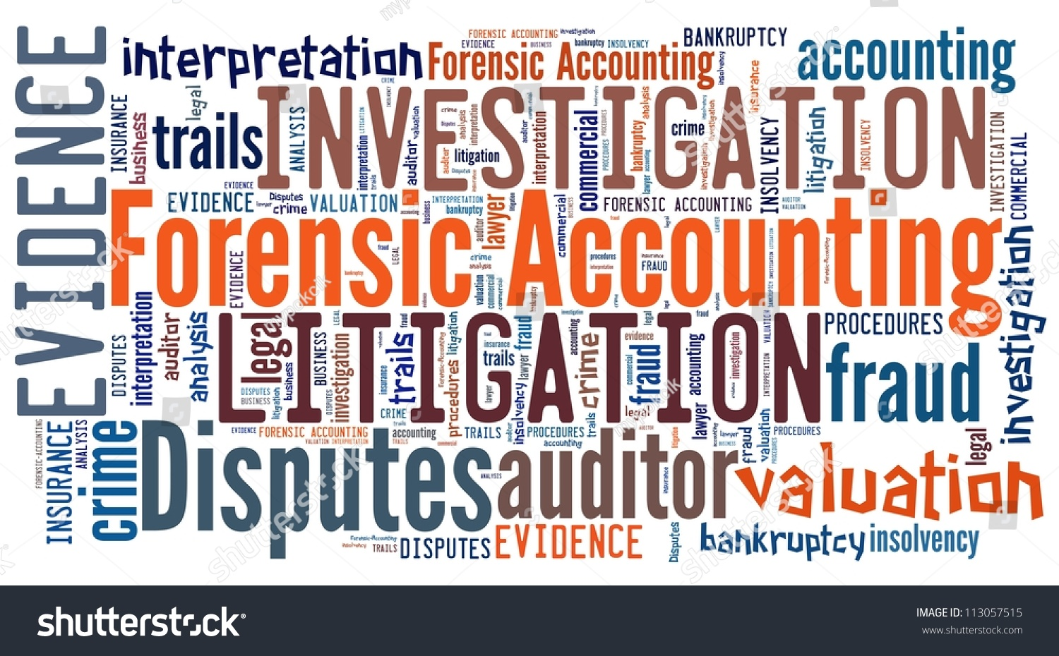 an evaluation of fornsic accountants to Forensic accounting whether you require a complex and specialised forensic accounting investigation or an independent quantification and evaluation of loss or damage.