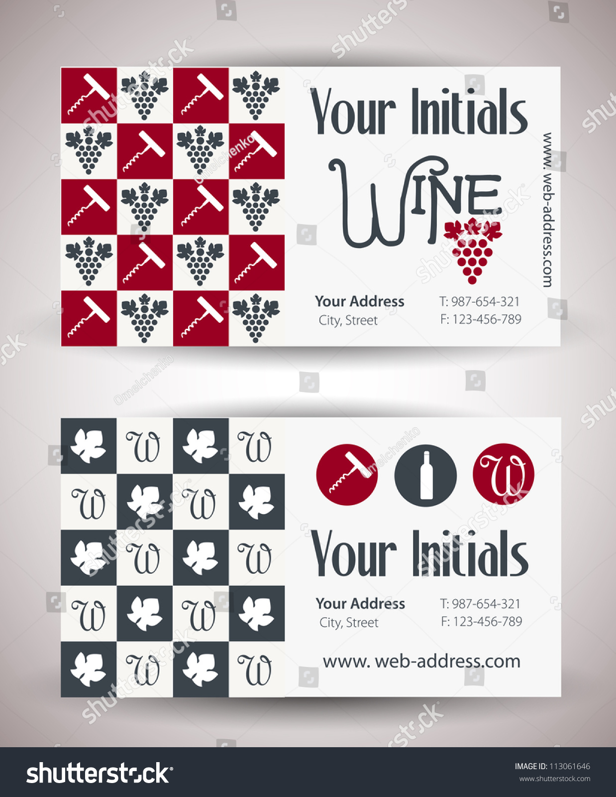 Liquor Store Business Cards Images - Free Business Cards