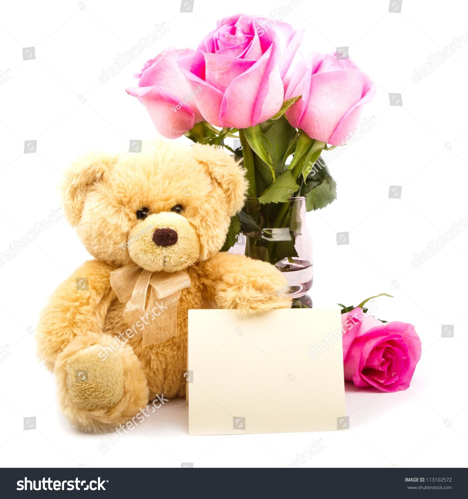 Teddy Bear Flowers Stockfoto (Lizenzfrei) 113102572 – Shutterstock