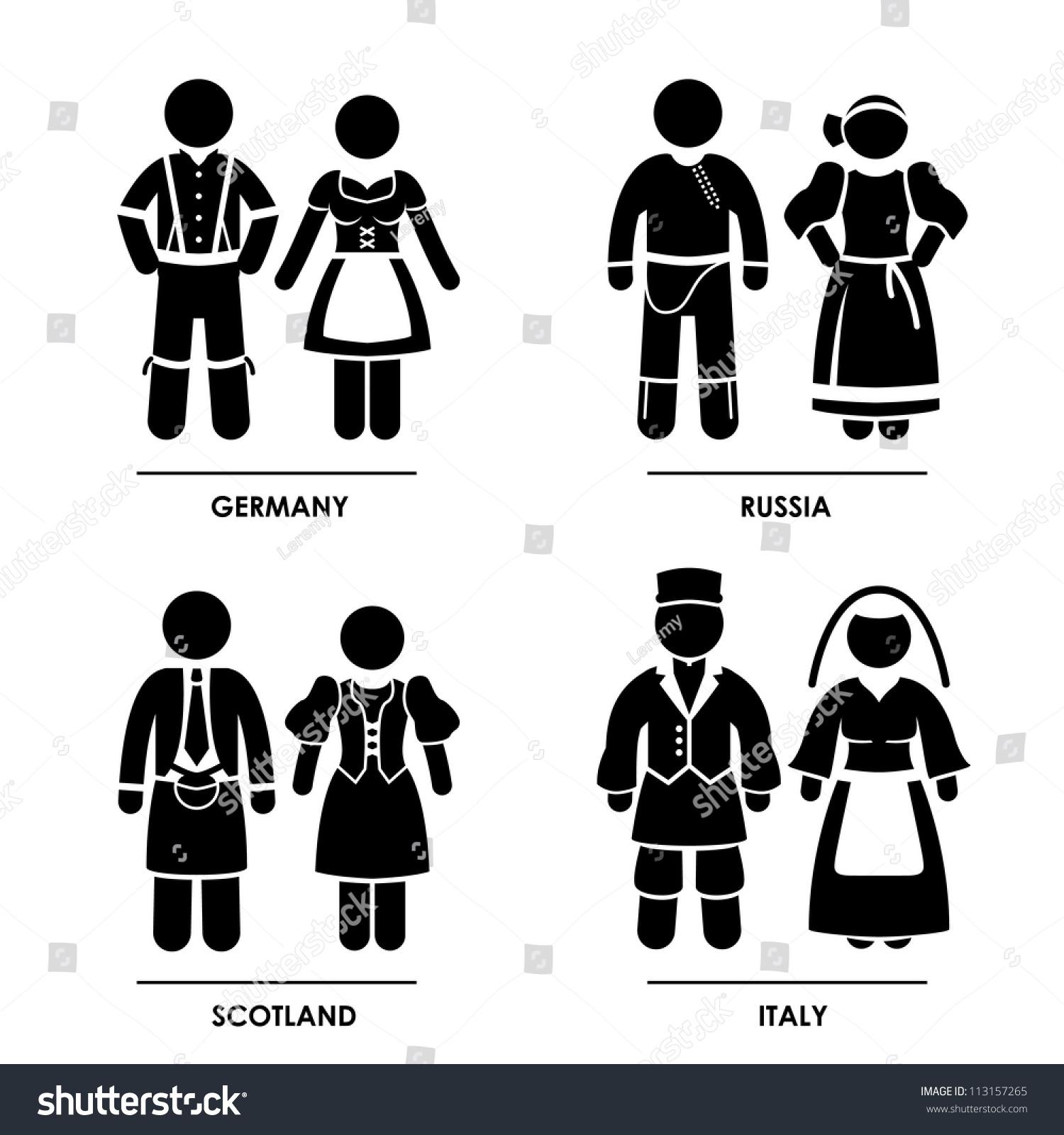 Royalty Free Europe Germany Russia Scotland Italy 113157265