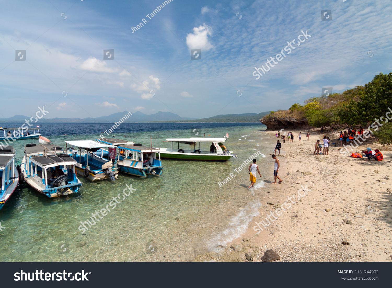 Menjangan Island Bali Indonesia 06222014 Beautiful Stock