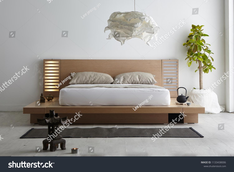 Modern peaceful bedroom zen style bedroom peaceful and serene bedroom wood bed with
