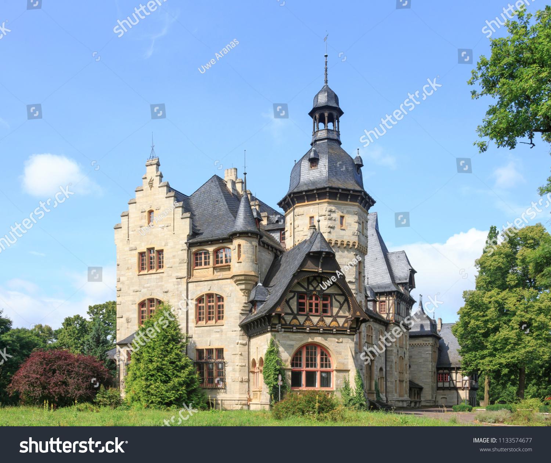 Amüsant Landhaus Style Ideen Von Eisenach, Germany: Pflugensberg. The Manor In The