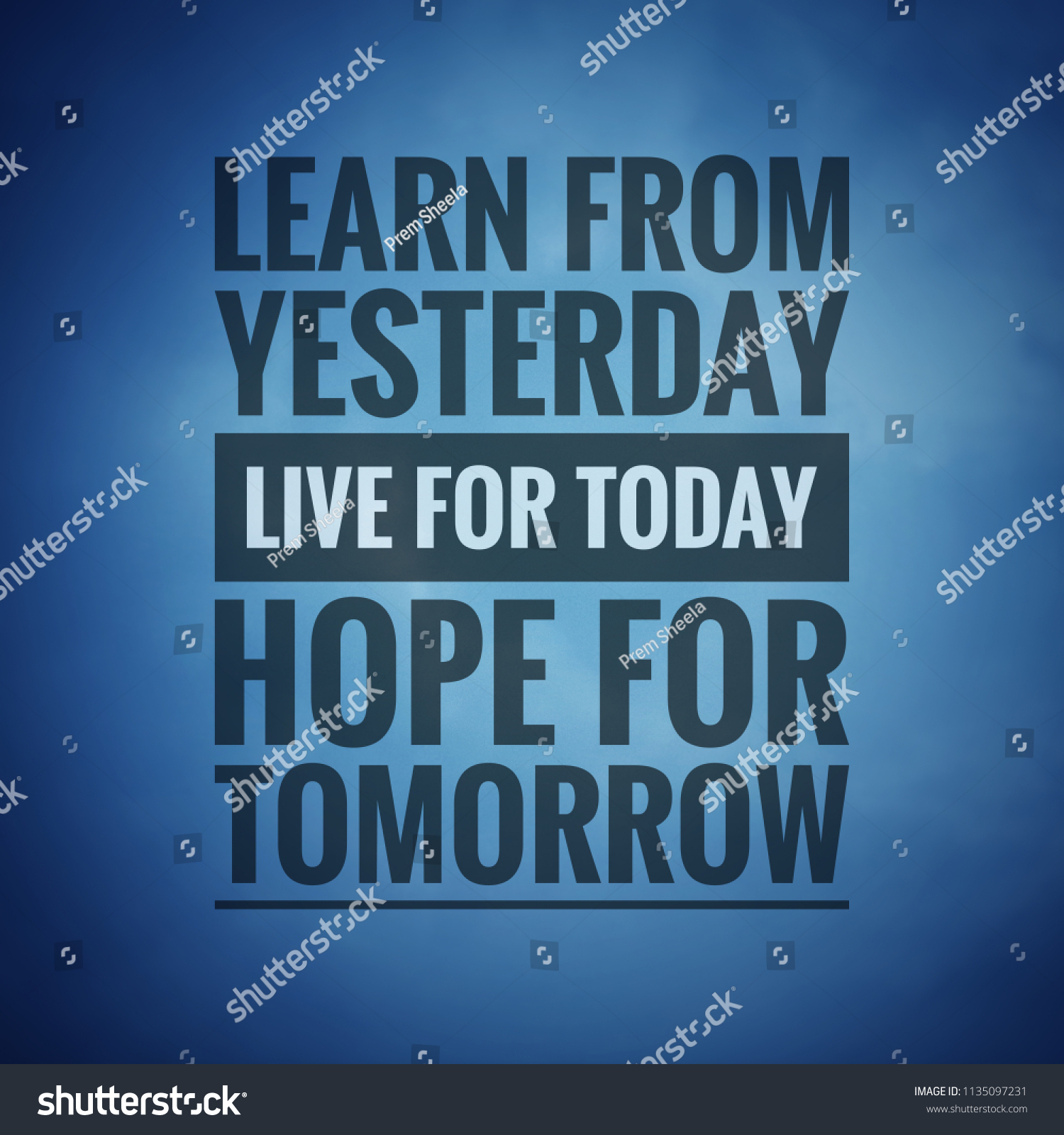 Motivational Quotes Success Life Stock Illustration Royalty Free