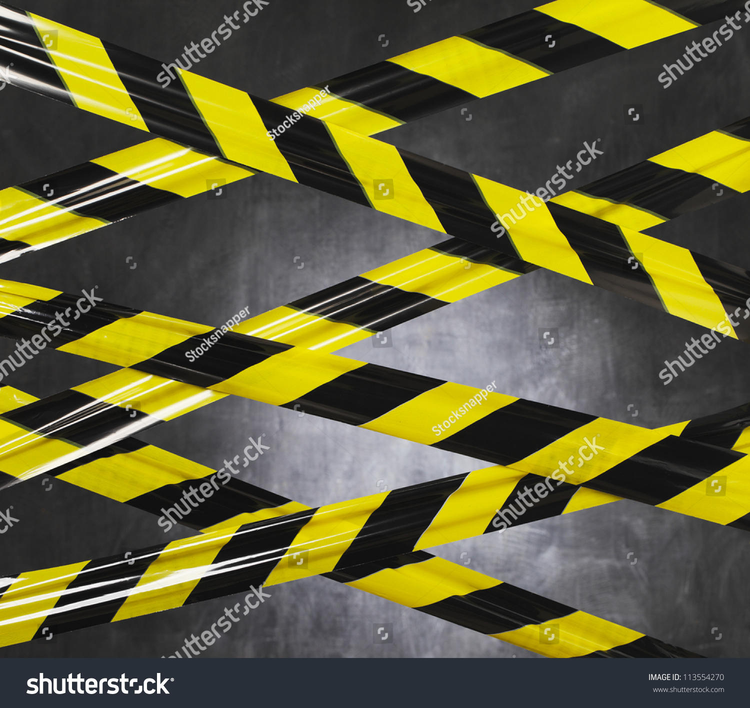 Off white diagonal striped plastic texture picture free photograph - Black And Yellow Plastic Barrier Tape Blocking The Way
