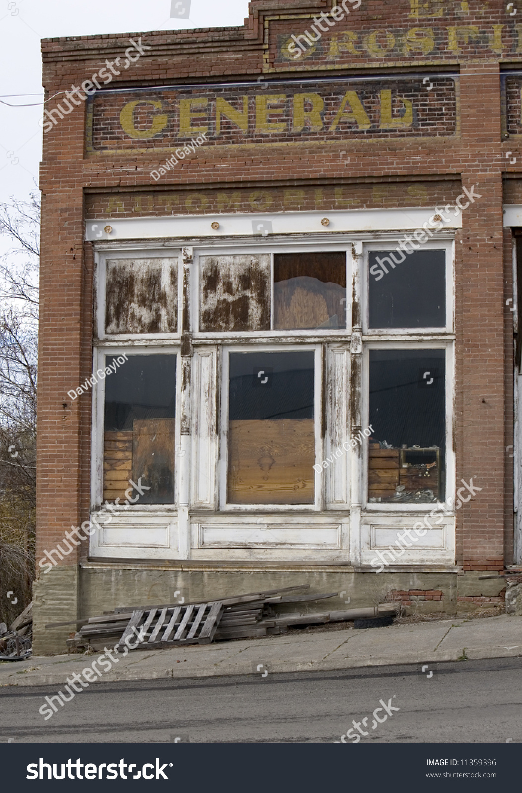 old general store front - photo #32