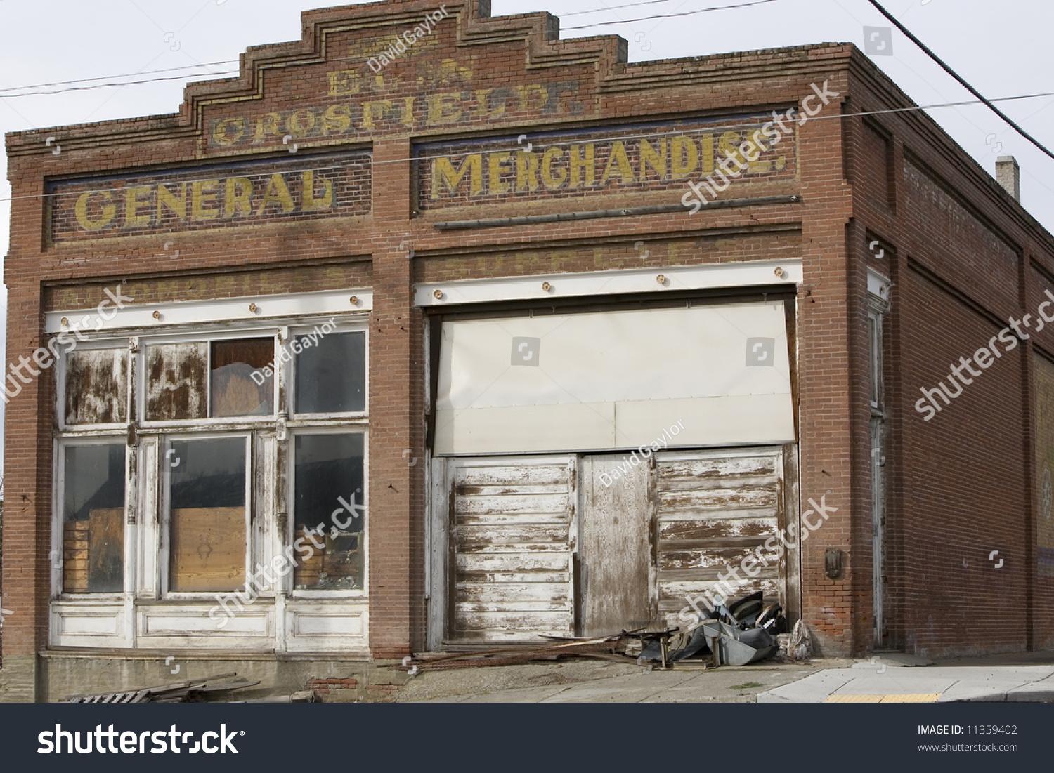 old general store front - photo #19