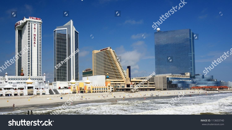 Casino atlantic city nj jobs