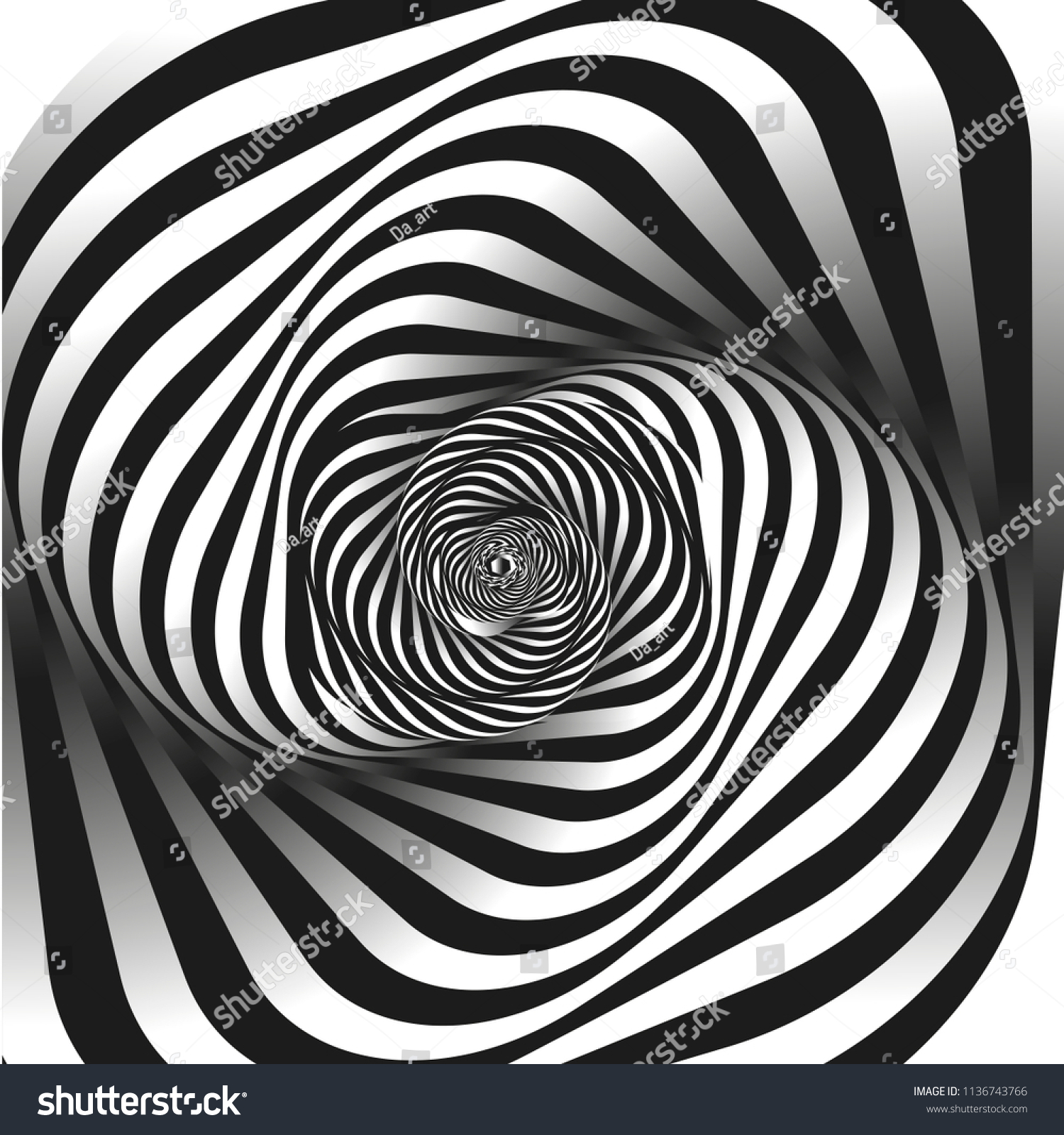 Black and white fractal background escher style images in the style of optical visual