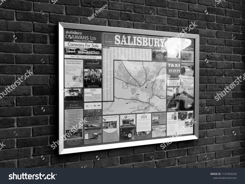 Salisbury Wiltshire England July 16 2018 Stock Photo Edit Now