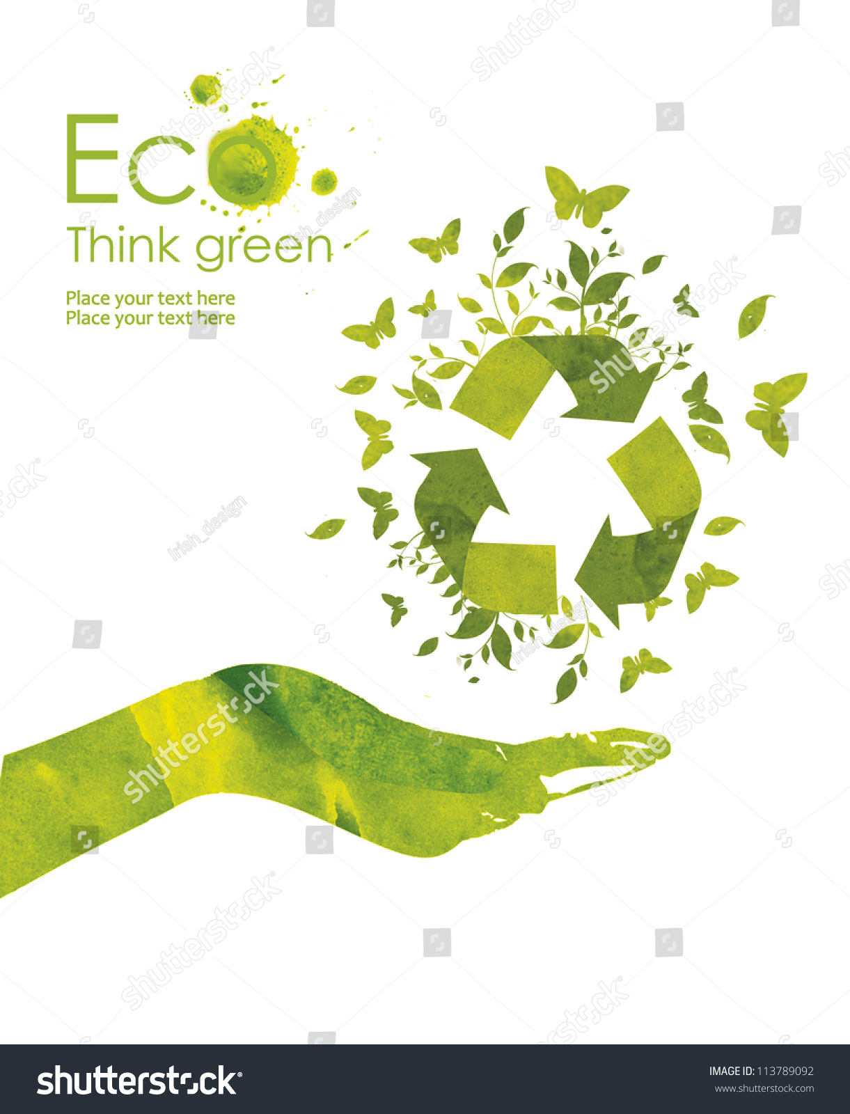eco terms The most common usage of the term eco-innovation is to refer to innovative  products and processes that reduce.