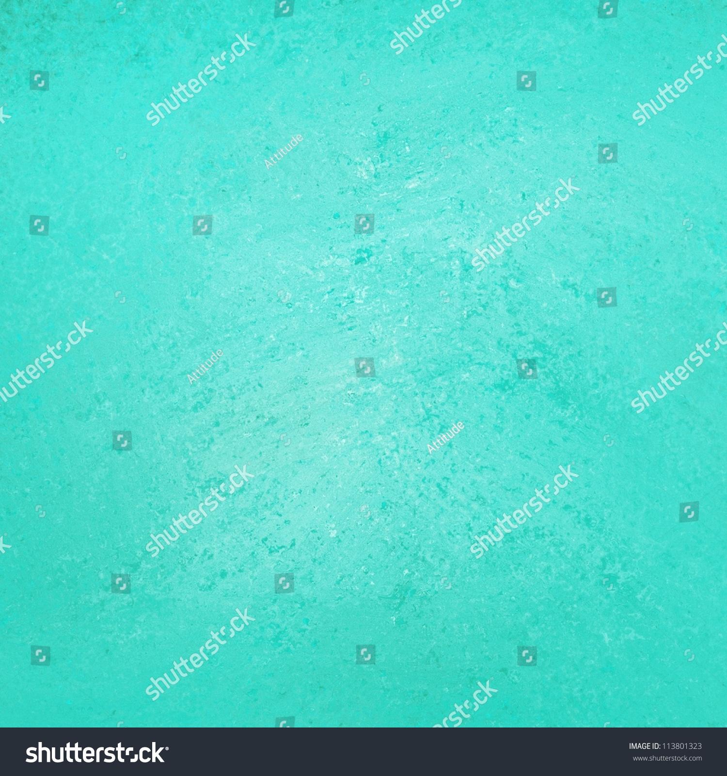 Green Blue Background Colorful Sky Blue Stock Illustration